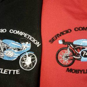 Servicio Competición Mobylette